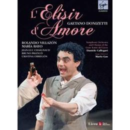 Donizetti: Elisir d'amore [DVD] [2010]